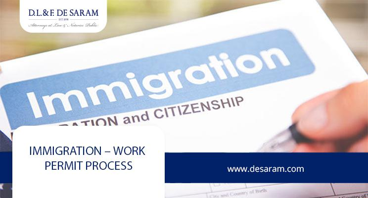 immigration work permit process