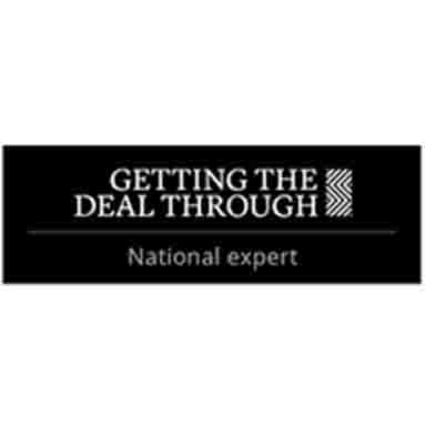 Getting The Deal Through National Expert